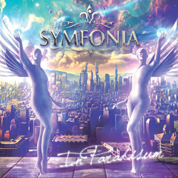 "Symfonia - ""In Paradisum"" CD cover image - Click to read review"