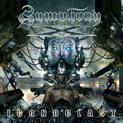 "Symphony X - ""Iconoclast"" CD cover image"