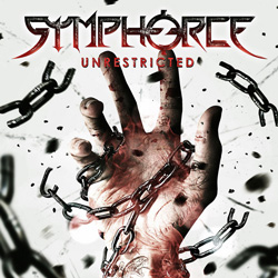 "Symphorce - ""Unrestricted"" CD cover image - Click to read review"