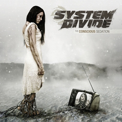 "System Divide - ""The Conscious Sedation"" CD cover image"