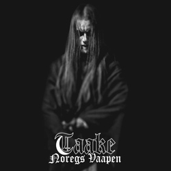 "Taake - ""Noregs Vaapen"" CD cover image"
