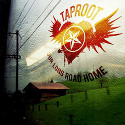 "Taproot - ""Our Long Road Home"" CD cover image"