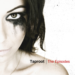 "Taproot - ""The Episodes"" CD cover image"