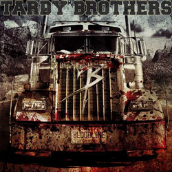 "Tardy Brothers - ""Bloodline"" CD cover image - Click to read review"