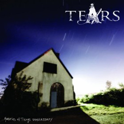 "Tears - ""Memories Of Things Unnecessary"" CD cover image"