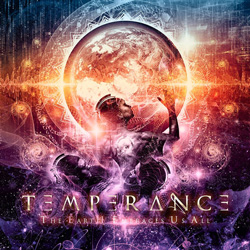 "Temperance - ""The Earth Embraces Us All"" CD cover image"