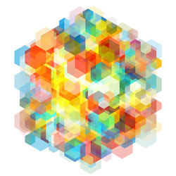 "Tesseract - ""Polaris"" CD cover image"