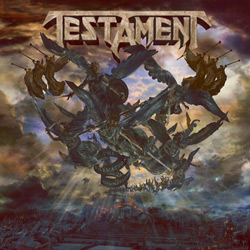 "Testament - ""The Formation Of Damnation"" CD cover image"