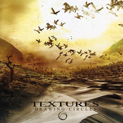 "Textures - ""Drawing Circles"" CD cover image"