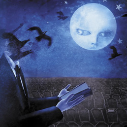 "The Agonist - ""Lullabies for the Dormant Mind"" CD cover image"