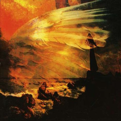 "The Angelic Process - ""Weighing Souls with Sand"" CD cover image"