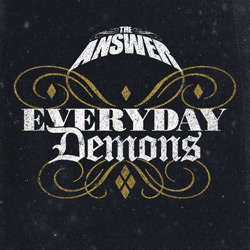 "The Answer - ""Everyday Demons"" CD cover image - Click to read review"