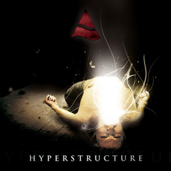 "The Arkitecht - ""Hyperstructure"" CD cover image - Click to read review"
