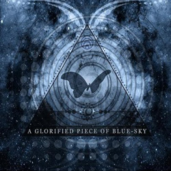 "The Atlas Moth - ""A Glorified Piece Of Blue Sky"" CD cover image"