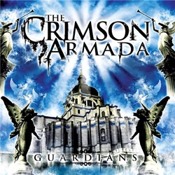 "The Crimson Armada - ""Guardians"" CD cover image"