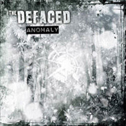 "The Defaced - ""Anomaly"" CD cover image"