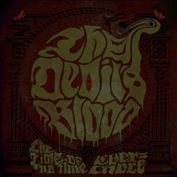 "The Devil's Blood - ""The Time Of No Time Evermore"" CD cover image - Click to read review"
