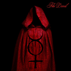 "The Devil - ""The Devil"" CD cover image"