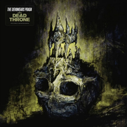 "The Devil Wears Prada - ""Dead Throne"" CD cover image"