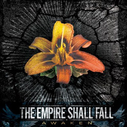 "The Empire Shall Fall - ""Awaken"" CD cover image"