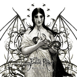 "The Funeral Pyre - ""Wounds"" CD cover image - Click to read review"