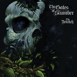 "The Gates Of Slumber - ""The Wretch"" CD cover image"