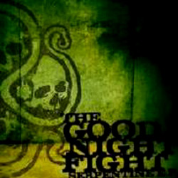 "The Goodnight Fight - ""Serpentine"" CD/EP cover image"