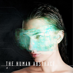 "The Human Abstract - ""Digital Veil"" CD cover image - Click to read review"