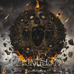 "The Last Felony - ""Too Many Humans"" CD cover image"