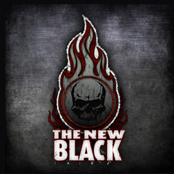 "The New Black - ""The New Black"" CD cover image - Click to read review"