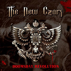 "The New Czars - ""Doomsday Revolution"" CD cover image"