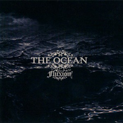 "The Ocean - ""Fluxion (Re-Issue)"" CD cover image - Click to read review"