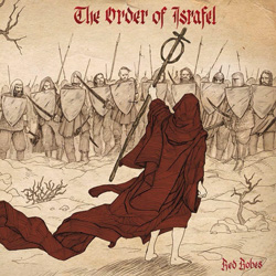"The Order Of Israfel - ""The Red Robes"" CD cover image - Click to read review"