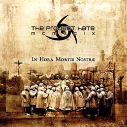 "The Project Hate MCMXCIX - ""In Hora Mortis Nostrae"" CD cover image"