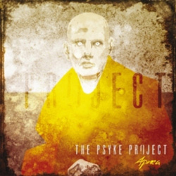 "The Psyke Project - ""Apnea"" CD cover image"