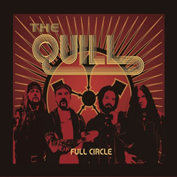 "The Quill - ""Full Circle"" CD cover image - Click to read review"