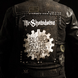 "The Showdown - ""Blood In The Gears"" CD cover image - Click to read review"