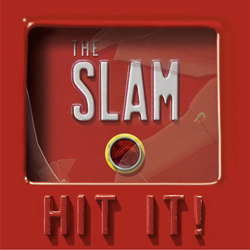 "The Slam - ""Hit It!"" CD cover image - Click to read review"