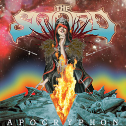 "The Sword - ""Apocryphon"" CD cover image"