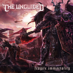 "The Unguided - ""Fragile Immortality"" CD cover image"