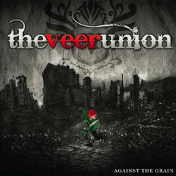"The Veer Union - ""Against The Grain Album Sampler"" Promo CD cover image"