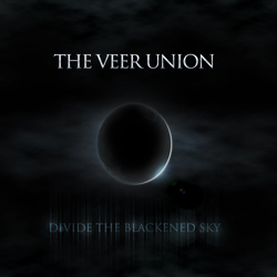 "The Veer Union - ""Divide The Blackened Sky"" CD cover image"