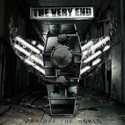 "The Very End - ""Turn Off The World"" CD cover image"