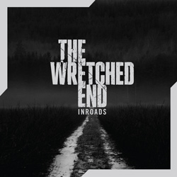 "The Wretched End - ""Inroads"" CD cover image - Click to read review"