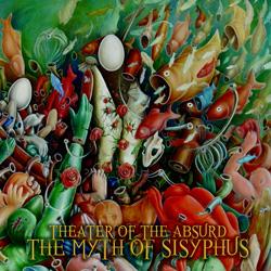 "Theater of the Absurd - ""The Myth of Sisyphus"" CD cover image"
