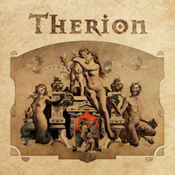 "Therion - ""Les Fleurs Du Mal"" CD cover image - Click to read review"