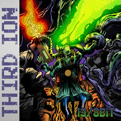 "Third Ion - ""13/8Bit"" CD cover image"