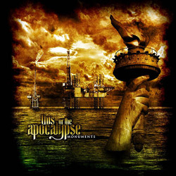 "This or the Apocalypse - ""Monuments"" CD cover image"