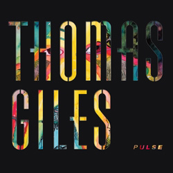"Thomas Giles - ""Pulse"" CD cover image"
