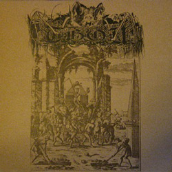 "Thou - ""Tyrant"" CD cover image"